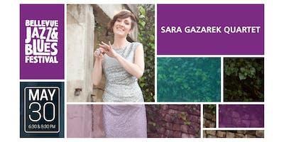 Bellevue Jazz & Blues Festival: Sara Gazarek