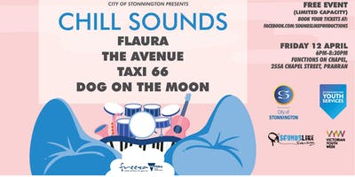Chill Sounds - Flaura I Taxi 66 I The Avenue I Dog On The Moon