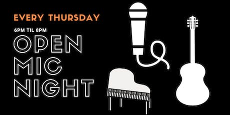 Open Mic Night @ Brothers Kingy tickets