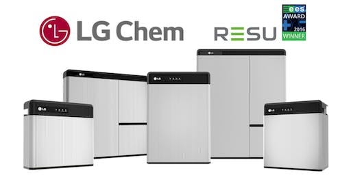LG Chem Australia - RESU Sales Training Webinar