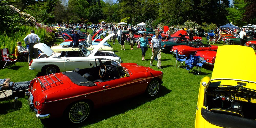 Vancouver British Classic Car Show Tickets, Sat, 18 May ...