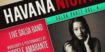 Havana Nights | Salsa Party Vol. 4
