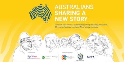 Australians Sharing A New Story