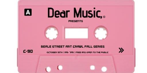 Beale Street Art Crawl Fall Series