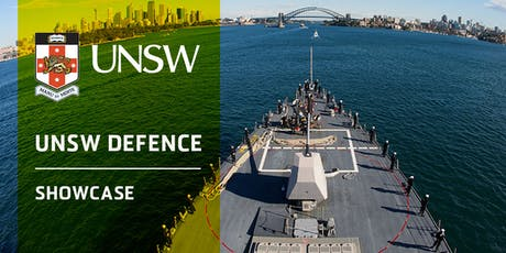 UNSW Defence Showcase 2019 tickets