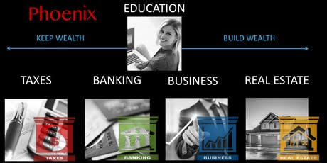 Secrets and Systems of Real Estate and Wealth Creation - Phoenix, AZ 85016 tickets