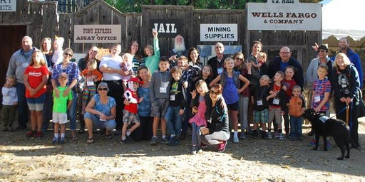 7th Annual Northern California Family Camp: Families That Sparkle, Families That Shine!