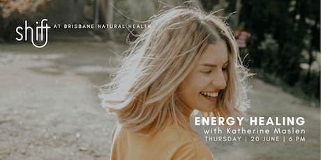 Energy Healing - Brisbane tickets