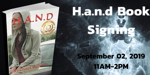 H.a.n.d Book Signing