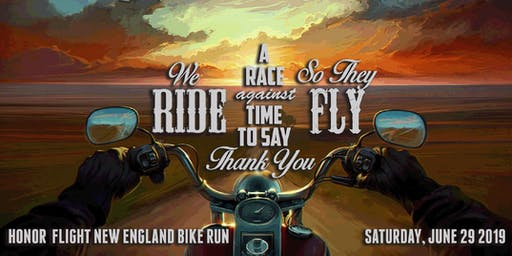 Honor Flight New England Motorcycle Run