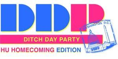 2nd Annual HU Ditch Day Party (Howard Homecoming) tickets