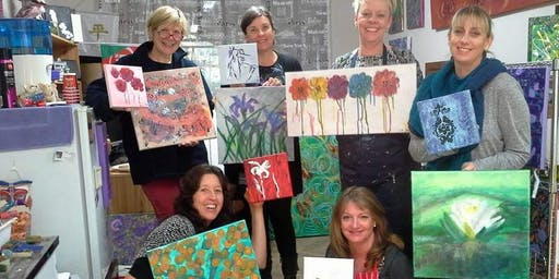 Playing with Paint Workshops