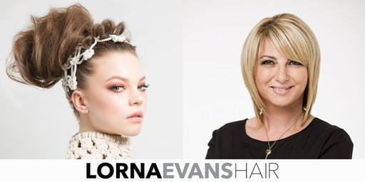 LONG HAIR STYLING with LORNA EVANS
