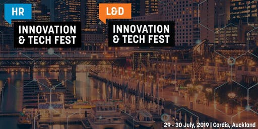 HR and L&D Innovation & Tech Fest NZ 2019 - PARTNER REGISTRATION