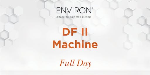 QLD Environ Education : DF Machine Training