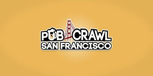 SF 4th Of July-Eve Pub Crawl