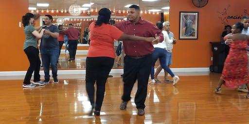 Salsa steps breakdown