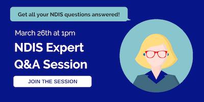 NDIS Provider Q&A Session