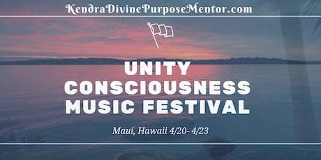 Unity Consciousness Music Festival  tickets