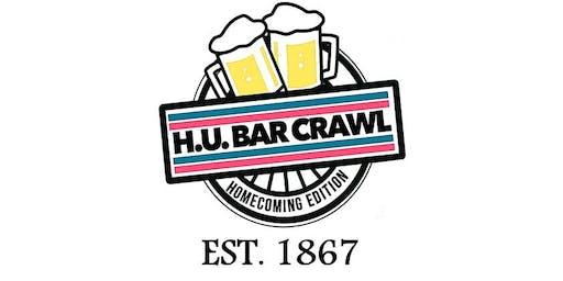3rd Annual HU Bar Crawl (Howard Homecoming)