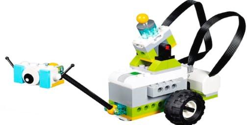Curiosity Crew - Lego WeDo - Glenroy Library