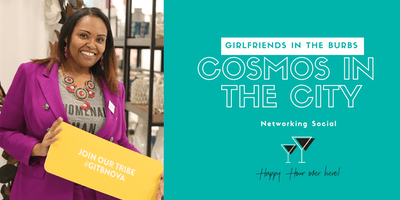 April Cosmos In The City Networking Workshop