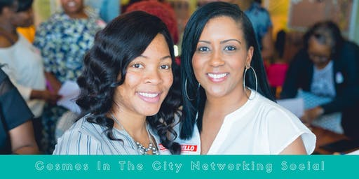 June Cosmos In The City Networking Social