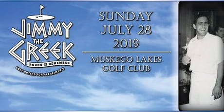 5th Annual Jimmy The Greek Round To Remember Golf Outing tickets