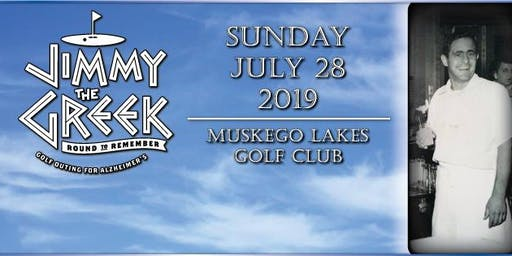 5th Annual Jimmy The Greek Round To Remember Golf Outing
