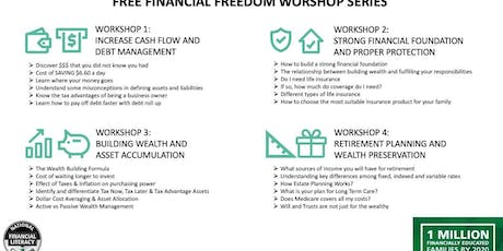 San Jose: Financial Foundation Workshops tickets