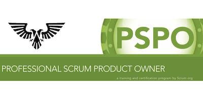Professional Scrum Product Owner (PSPO I) - San Antonio