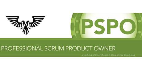 Professional Scrum Product Owner (PSPO I) - San Antonio tickets
