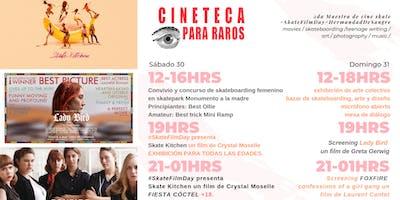 2da Muestra de cine skate:  #SkateFilmDay #HermandadDeSangre