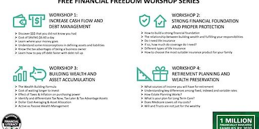Concord: Financial Foundation Workshops