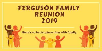 2019 Ferguson Family Reunion