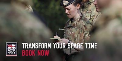 Naval Reserve Experience - Birmingham