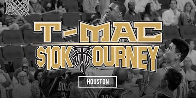 Tracy McGrady (Houston) $10K Tournament 2019