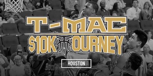 Tracy McGrady (Houston) $10K Tournament 2019