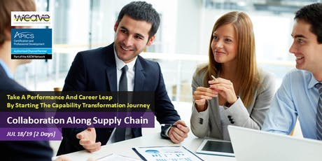[2 Days] Collaboration Along Supply Chain  tickets