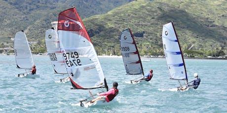 HKBC Week-Long Summer Sailing Sessions (June 10 - Aug 9, 2019) tickets