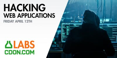 Join CDON Labs In Hacking Web Applications