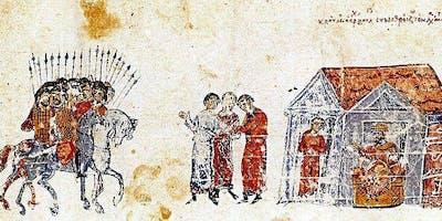 """""""Неспокойни съседи"""" - България и Византия през вековете"""