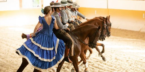 Ritmo a Caballo & Andalusian Night [Live Flamenco - Horse Show]