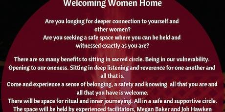 Welcoming Women Home tickets