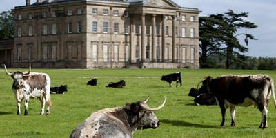 Behind closed doors - a dramatic, costumed evening tour of Attingham