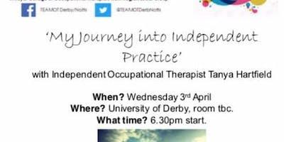 Tanya Hartfield - My Journey Into Independent Practice