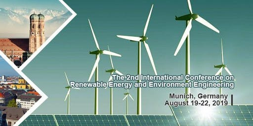 The 2nd International Conference on Renewable Energy and Environment Engineering (REEE 2019)