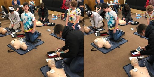 Basic Life Support - Skills Session