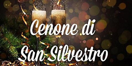 Cenone di S. Silvestro  2022 Evento a fini didattici Tickets