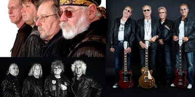Rock Legends Festival - Creedence Clearwater Revived, Lords, Rattles
